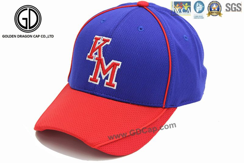 2016 Top Quality Fashion Professional Ottoman Fabric Sports Baseball Cap with Quality Embroidery