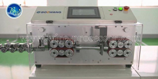 Boziwang Computerized Cutting and Stripping Machine (50 sq. mm)