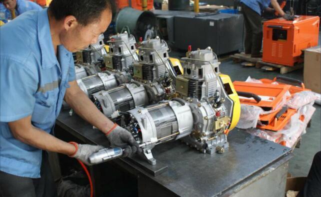 Yarmax 188f Power Generator Diesel Generator Set 2.8kVA 4.5kVA 5.5kVA 6kVA Generator