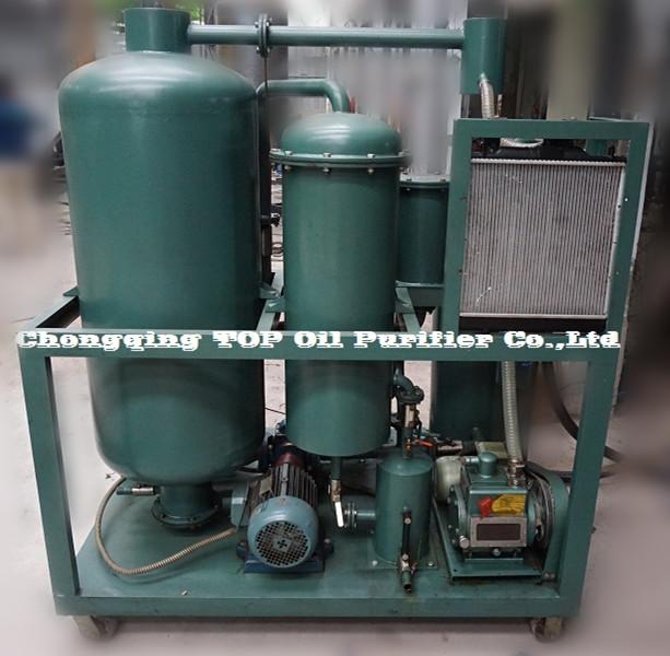 Deft Design Vacuum Industrial Lubricant Oil Cleaning Equipment (TYA)