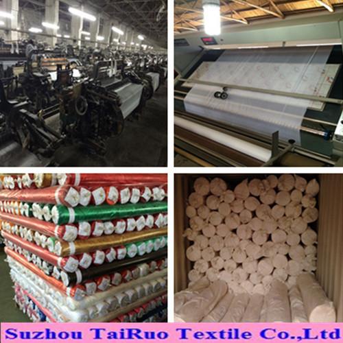 New Fashion Polyester Taffeta with Printing