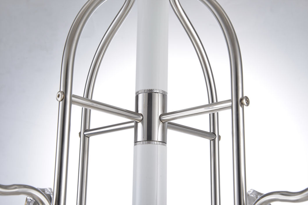 High-End Stainless Steel Clothes Hanger / Hat and Coat Racks