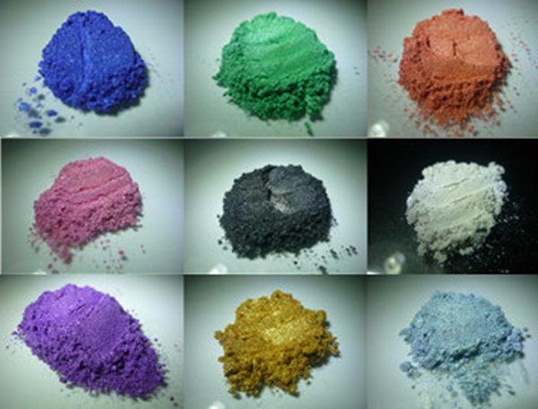 Kolortek Auto Paint Metallic Colors Pigment Manufacturer