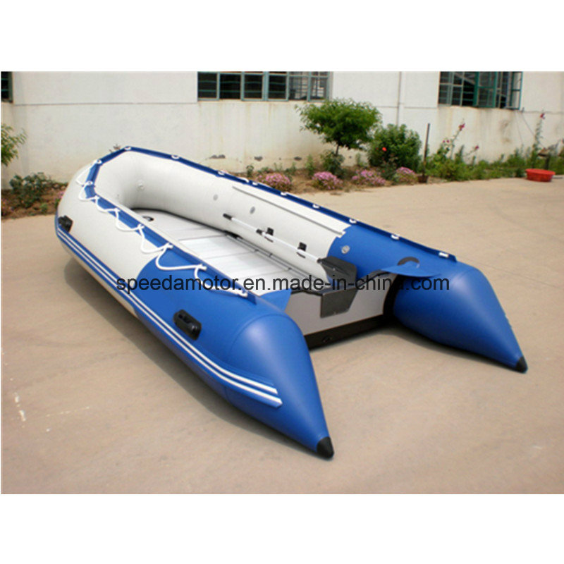 PVC Inflatable Boat 360