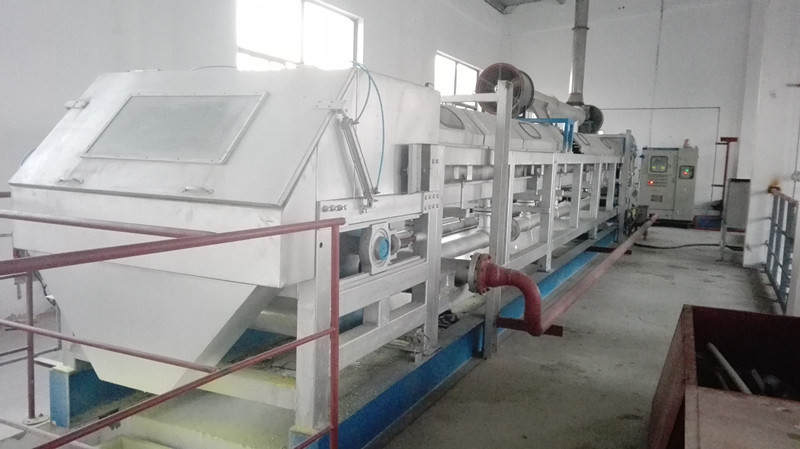 Full-Automatic Bitumen and Modified Bitumen Steel Belt Granulating Machine