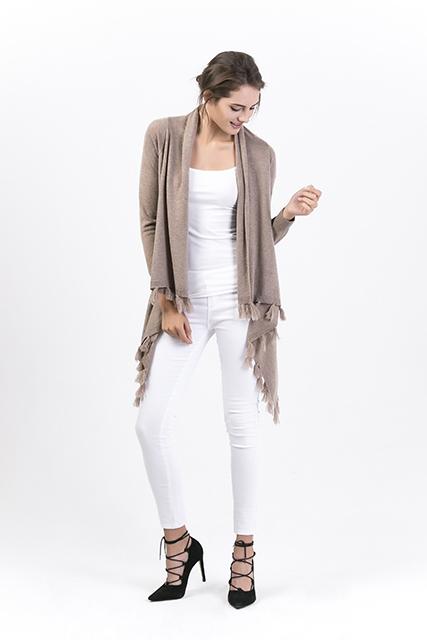 Women's Fashion Cashmere Cardigan