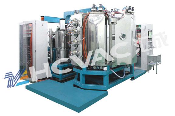 Glass Vacuum Coating Machine/ Glass PVD Metallization Plant