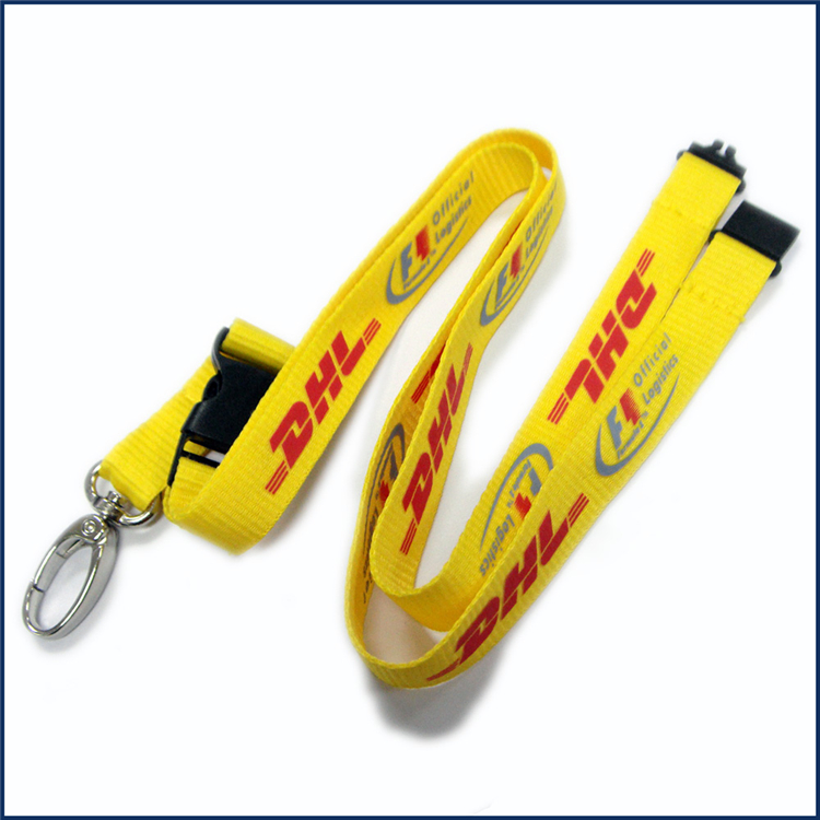 Polyester Printed Custom Lanyards for Sale