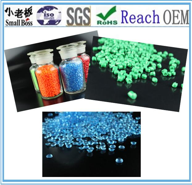 Clear PVC Granules