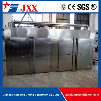Hot Air Circulation Tray Dryer Used for Drying Powder