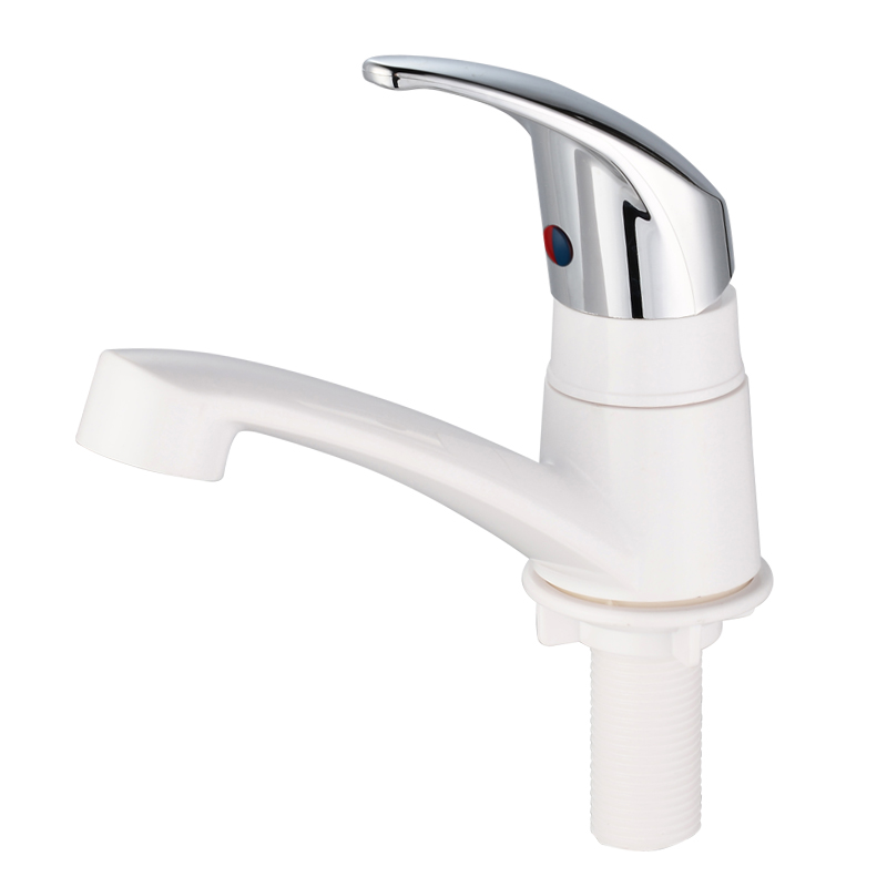 Single Handle ABS Basin Faucet