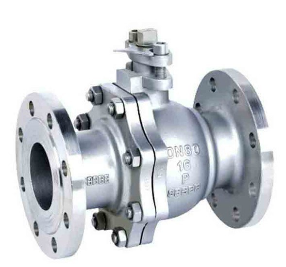 ASTM Flanged Ball Valve (150LB RF flange, 2PC structure)