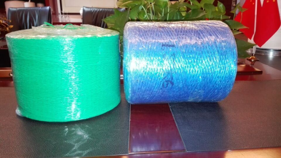 PP Plastic Twine (1--20mm) for Hay Packing