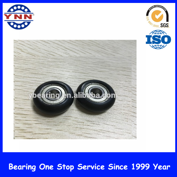 Plastic Coated Deep Groove Ball Bearingsbsr 6X25X6