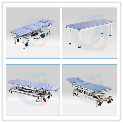 Physical Therapy Hospital Bed for Examination and Treatment