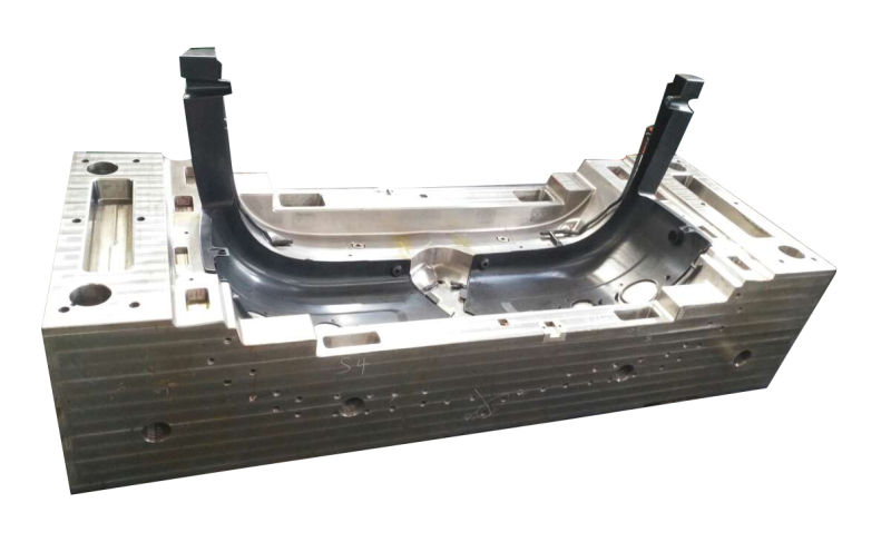 Plastic Injection Mould for Car Front Bumper Bar