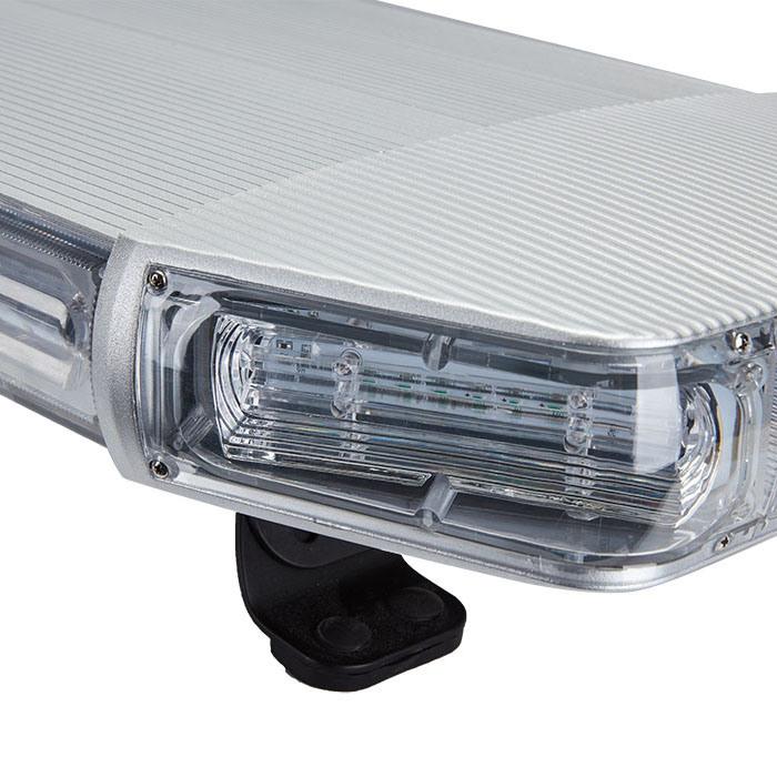 Gen III LED Source Double Aluminum Plate Emergency Lightbar