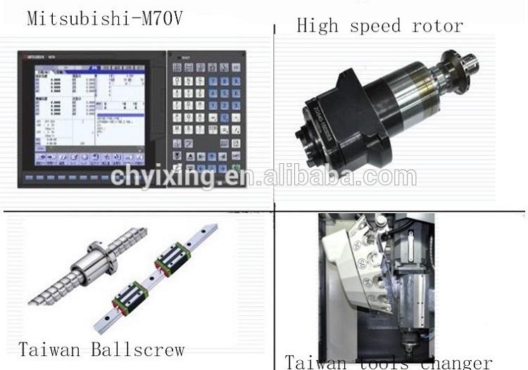 Top China CNC Lathe Machining Center Cheap Price