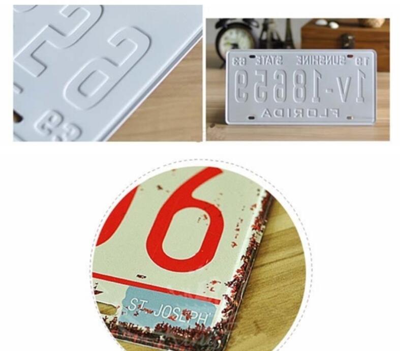 Original Design Aluminum Printing Plate for Car
