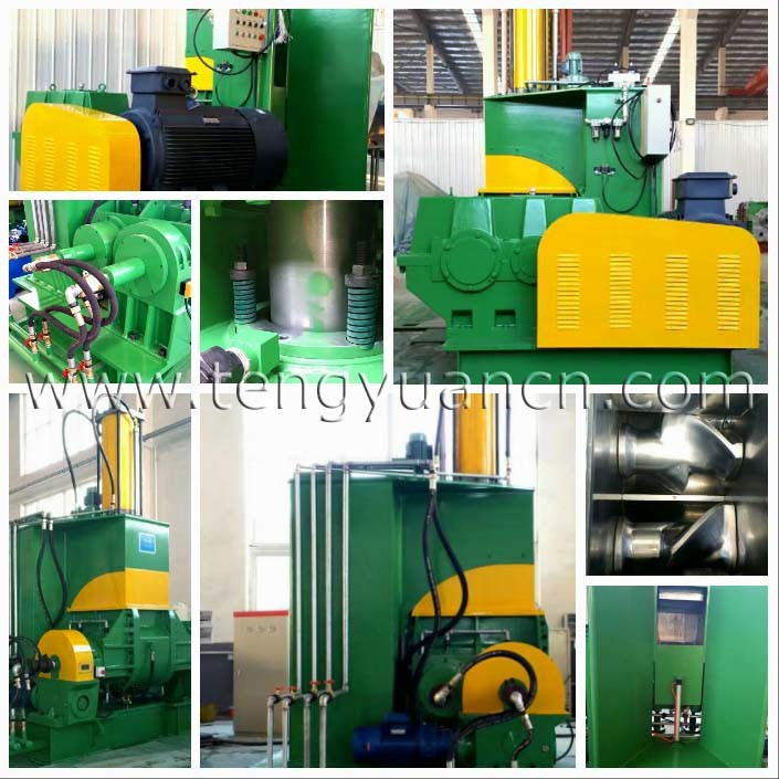Rubber Dispersion Mixer, Rubber Kneader, Rubber (plastic) Internal Mixer