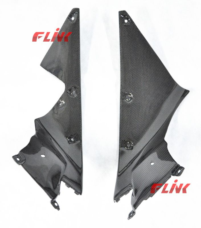 Motorycycle Carbon Fiber Parts Inner Fairing for YAMAHA R1 09-11