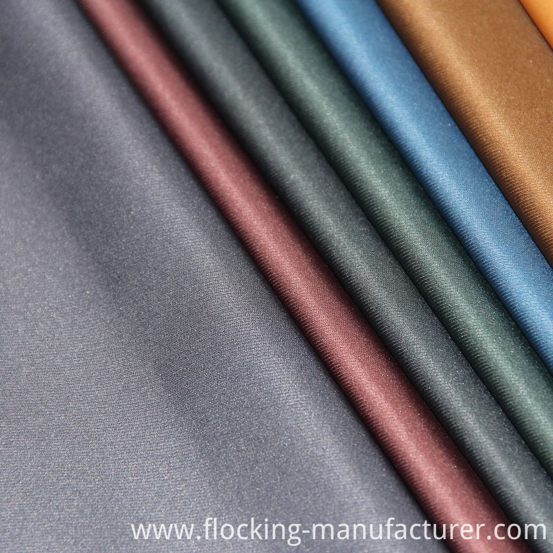 Polyester Twill Imitation Memory Fabric for Windbreaker and Jacket
