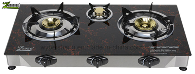 Hot Selling Copper Burner Gas Stove