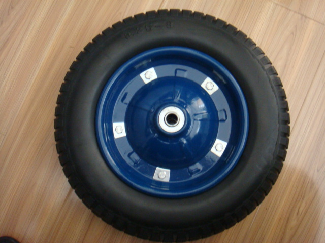 PU Wheel 400-8 for Wheel Barrow