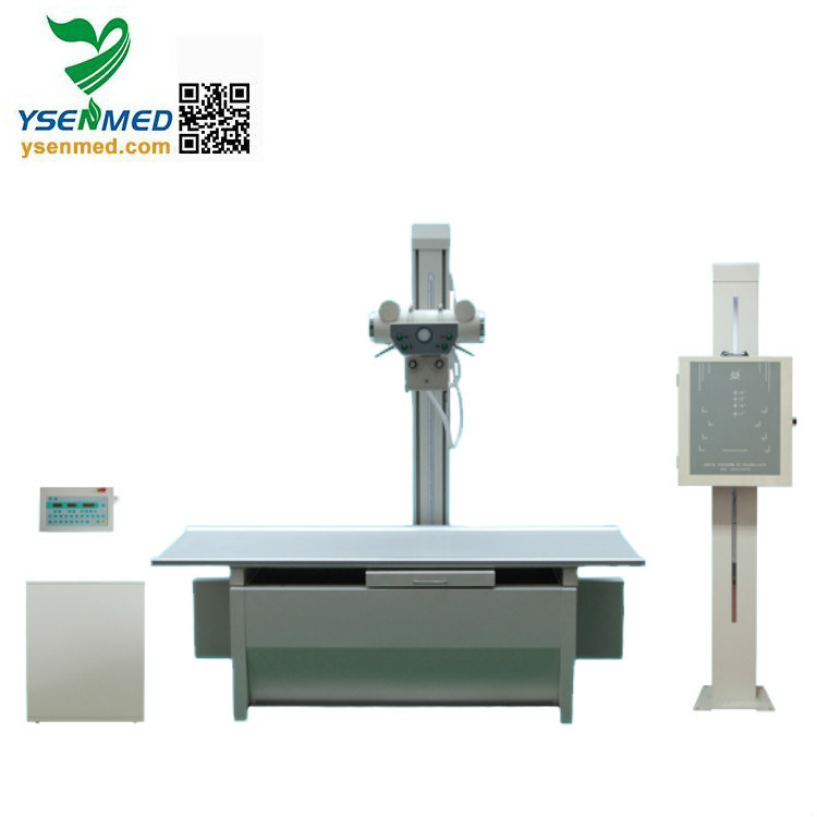 Ysx500g China Medical Manufacturer Radiography Whole Body X-ray Unit