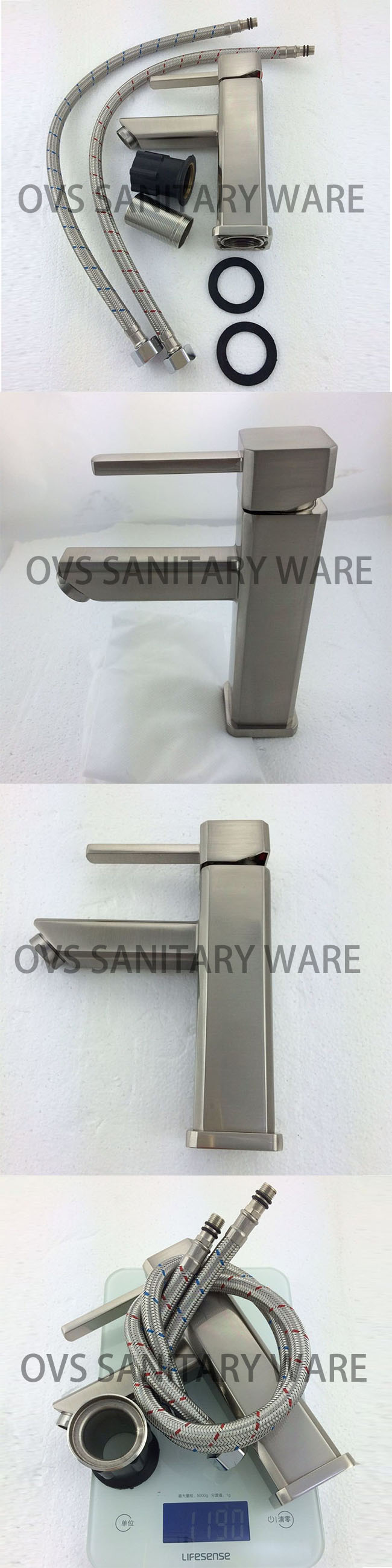 High Quality Basin Faucet Brass Water Tap Wholesale
