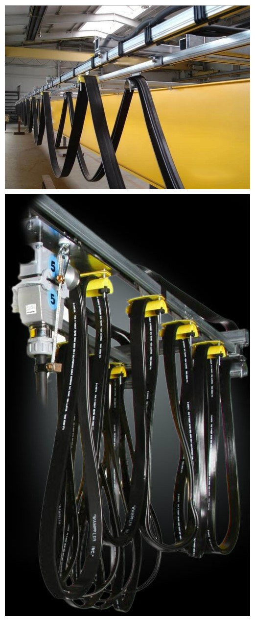 High Quality Crane Cable Trolley