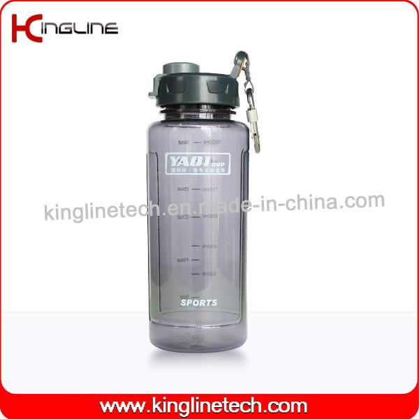 500ml/650ml/800ml/1000ml Plastic Protein Shaker Bottle, BPF Free (KL-7510)