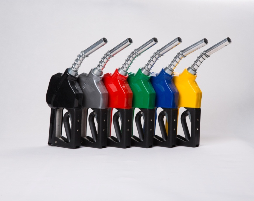 Self-Service Automatic Fuel Injector Nozzles for Fuel Dispenser Parts