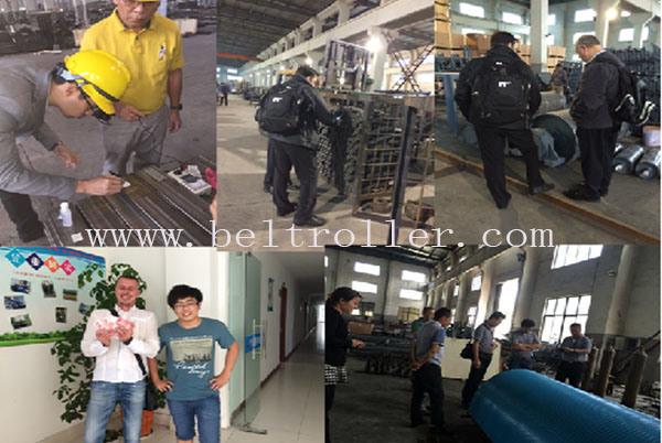 Mettalurgy Industry Conveyor Idler