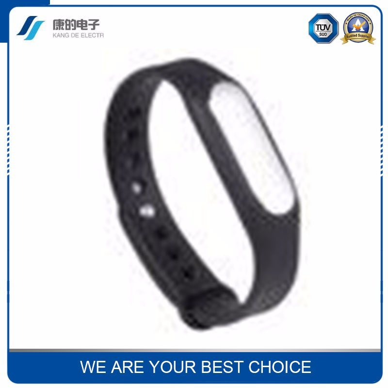 Heart Rate Blood Pressure Monitoring Wristband Hand Ring Movement Step Smart Bluetooth Bracelet