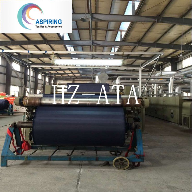 190t Polyester PA Coated Pongee Fabric