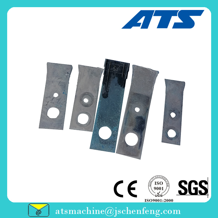 The Hammer Blades for Hammer Mill