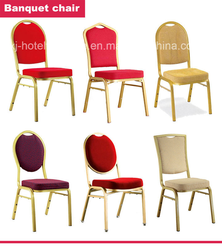 Rental Wholesale Gold Metal Wedding Hotel Banquet Chair Dining Chair