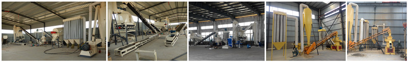 Ring Die Pellet Machine with High Quality