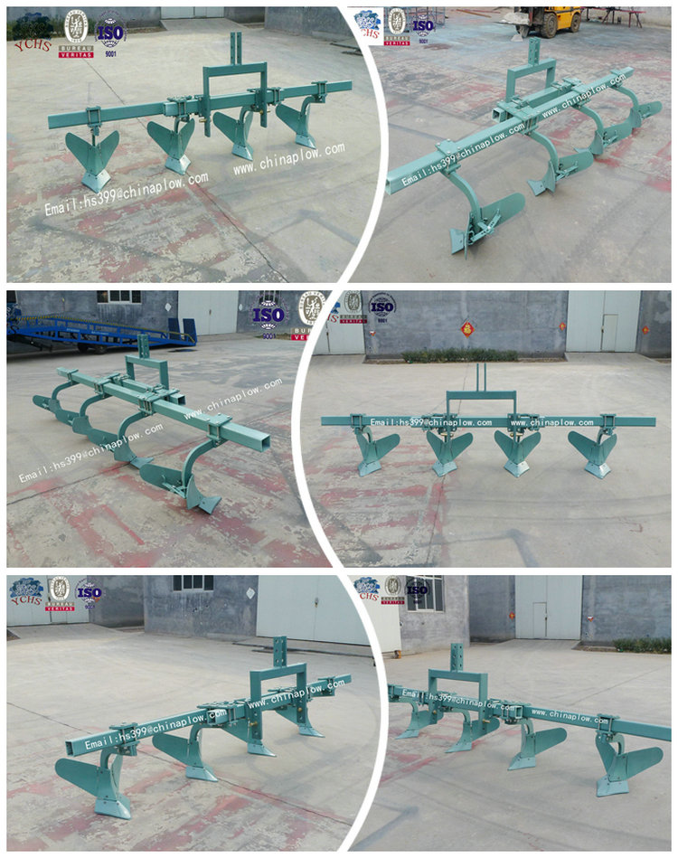 Factory Price Ridging Plough Implement Tractro Ridger Plough for Sale