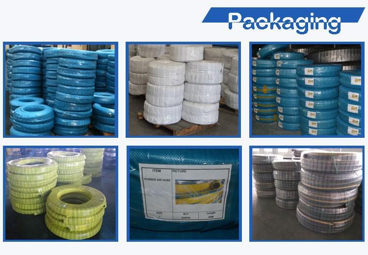 2016 High Grade Flexible Teflon Tube R14 Hose