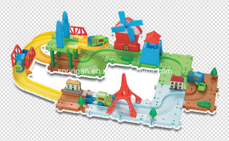 Latest Trains Set Track Toys
