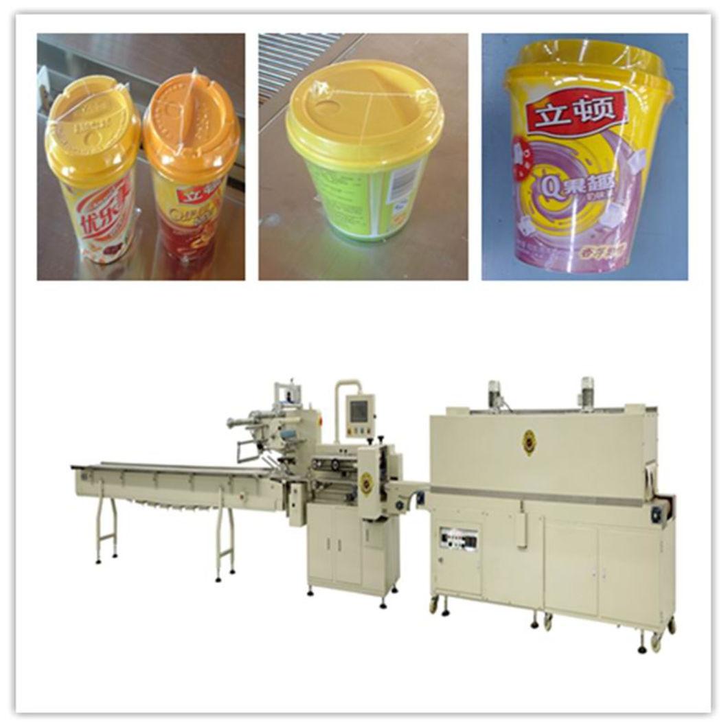 Cup Yogurt Shrink Packaging Machine (SFR 590)