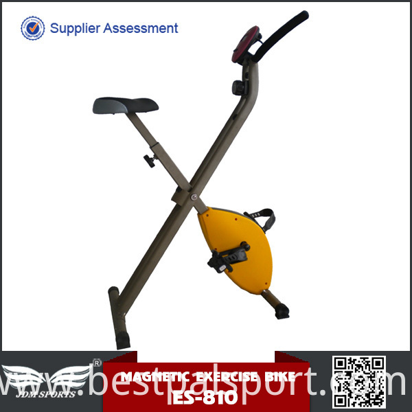 Fashionable Fitness Exercise Bike (foldable)