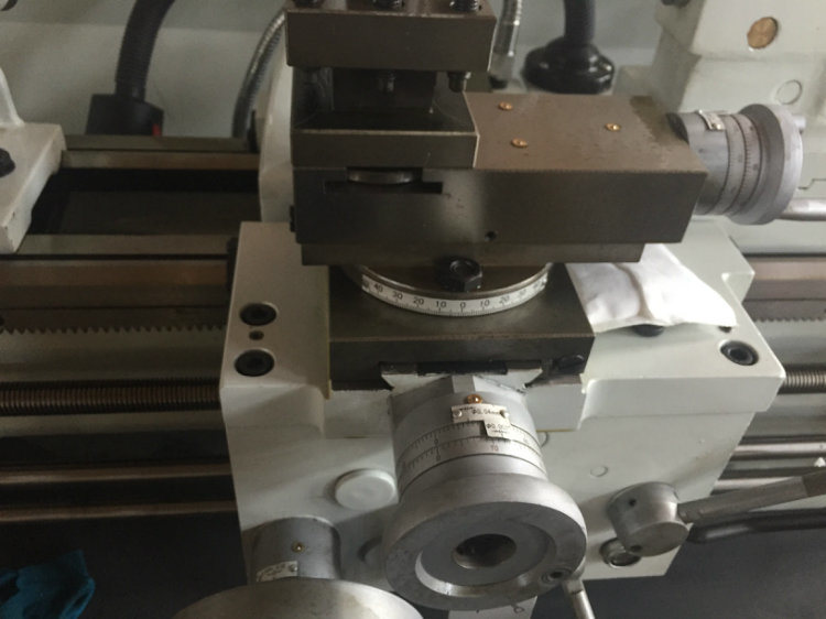 High Speed Precision Gap Bed Lathe Machines Price