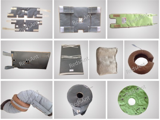 High Quality Heat Insulation Material From Redsant