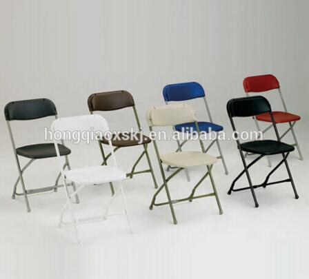 Plastic Resin Folding Chairs Wholesale Wedding Chair Foldable Plastic Chair