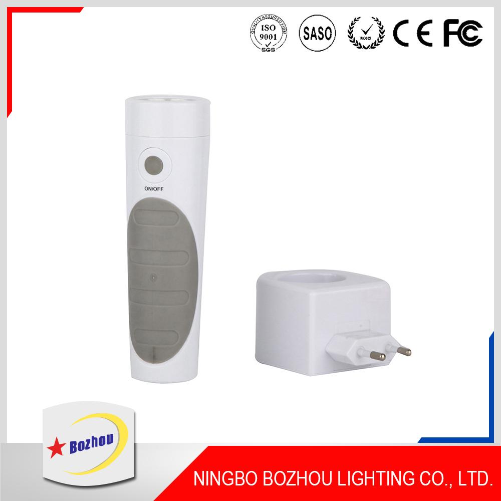 LED Night Light Sensor, Plug-in Wall Night Light