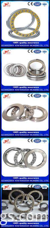 85X125X31 Axial Contact Ball Thrust Bearing 51217