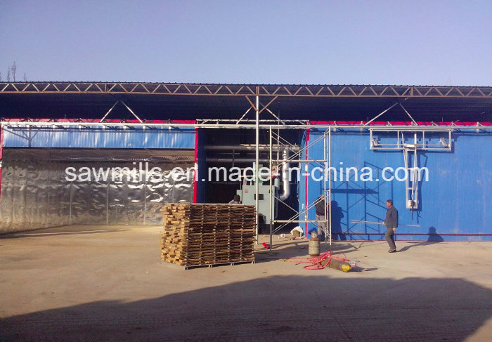 Drying Kiln Wood Drying Chamber Machine for Sale